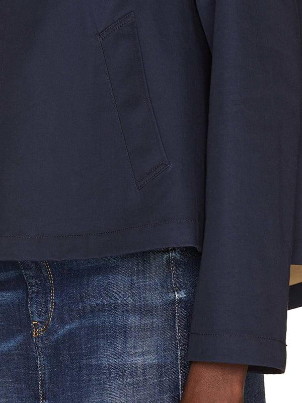 Куртка синя | 4091979 | фото 6