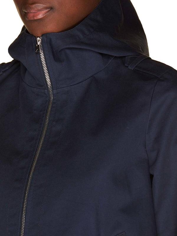 Куртка синя | 4091979 | фото 7