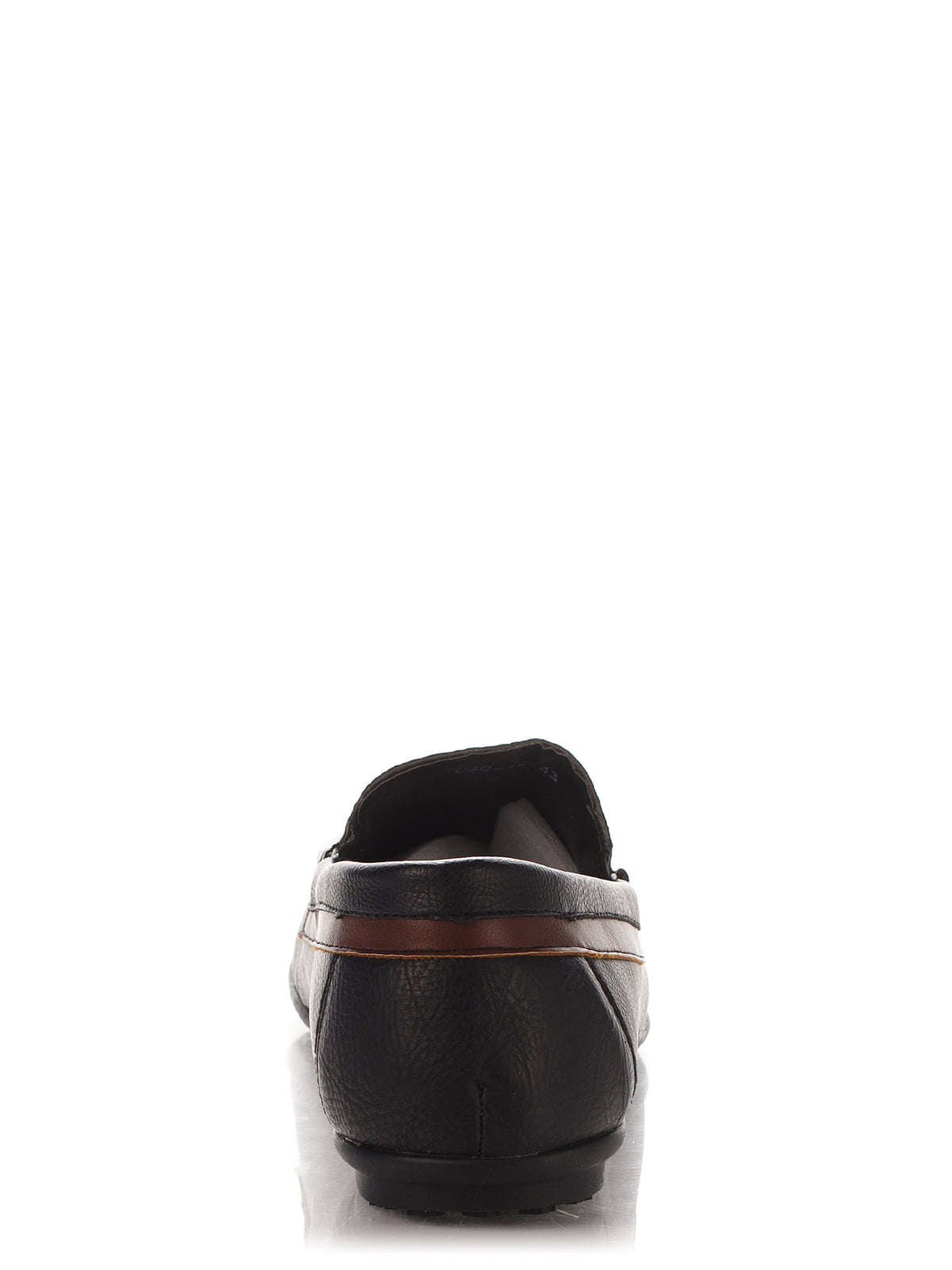 Мокасины черные | 3483394 | фото 4