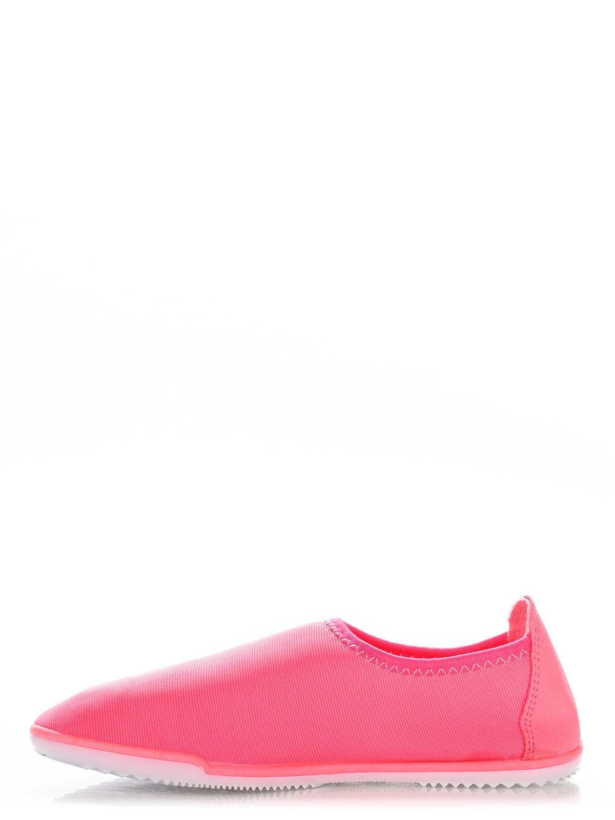 Балетки розовые | 3406385 | фото 3