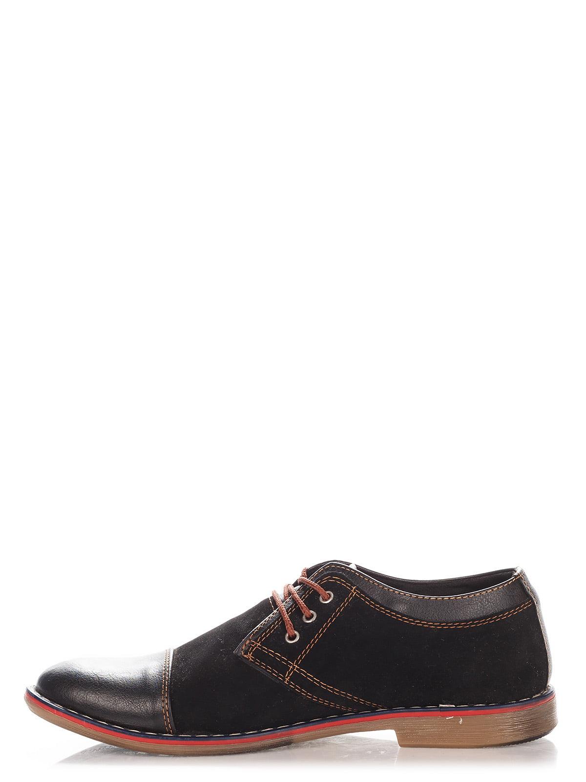 Туфли темно-коричневые   3507081   фото 3
