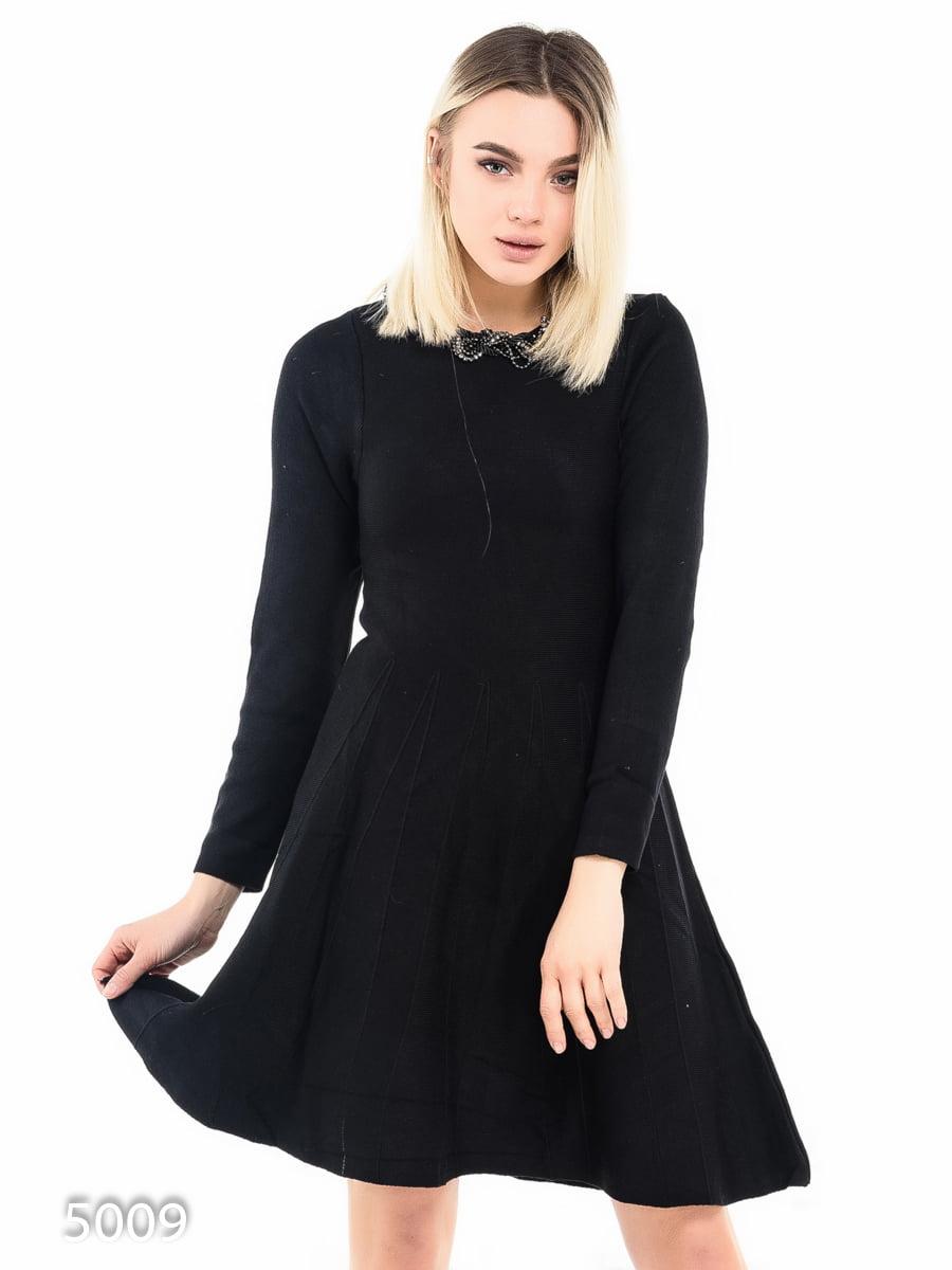Платье черное | 4109487