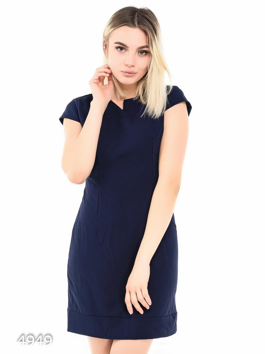 Сукня синя | 4137976