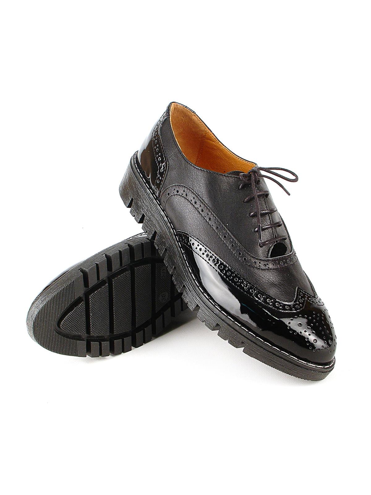 Туфли черные   2817189