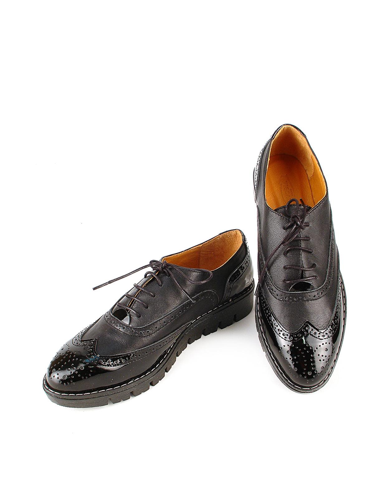 Туфли черные   2817189   фото 2