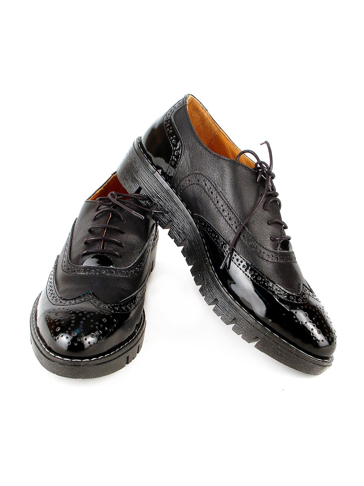 Туфли черные   2817189   фото 3