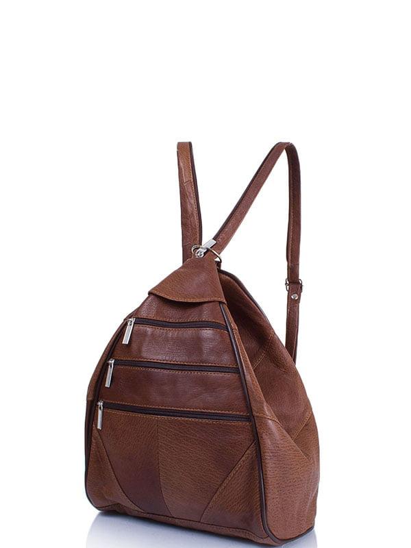 Рюкзак коричневый | 4136726 | фото 2