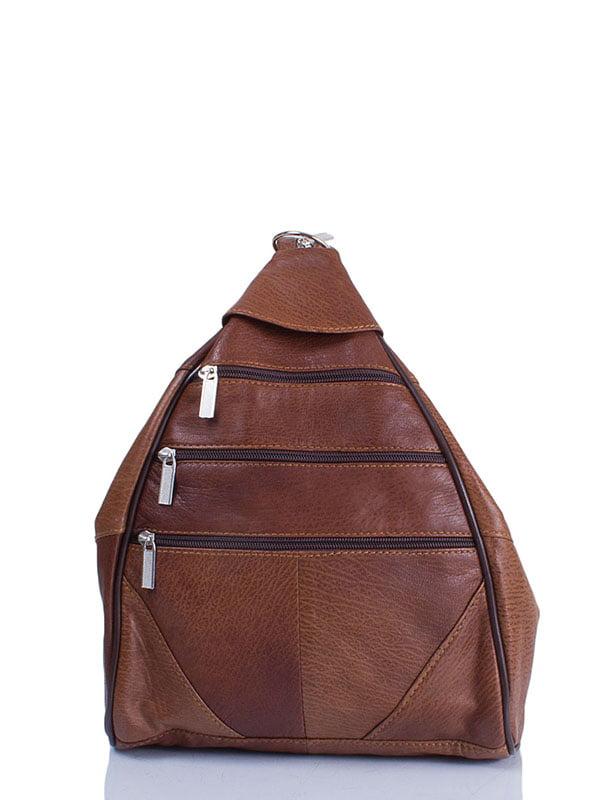 Рюкзак коричневый | 4136726 | фото 3