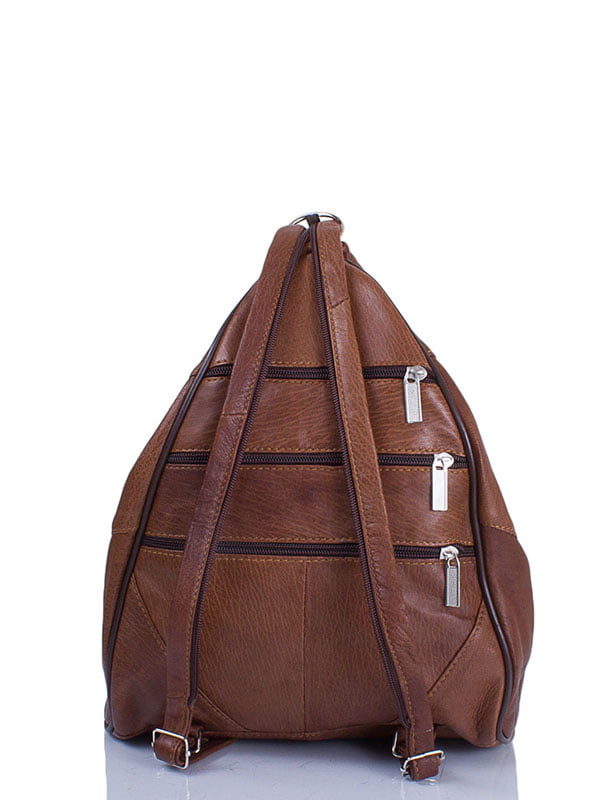Рюкзак коричневый | 4136726 | фото 4