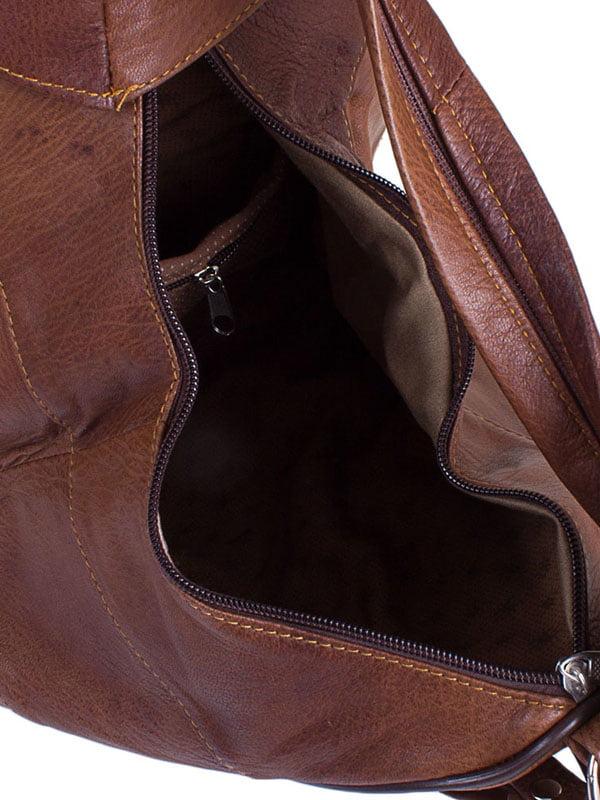 Рюкзак коричневый | 4136726 | фото 7