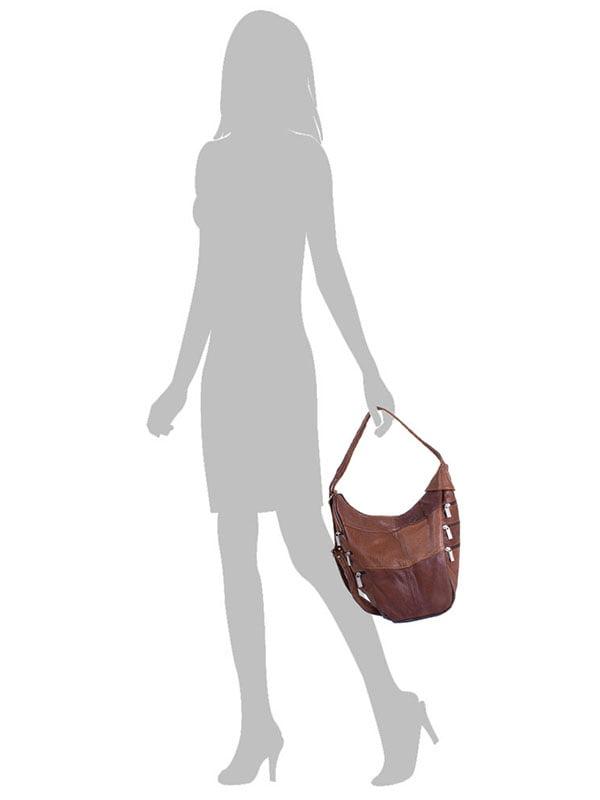 Рюкзак коричневый | 4136726 | фото 8
