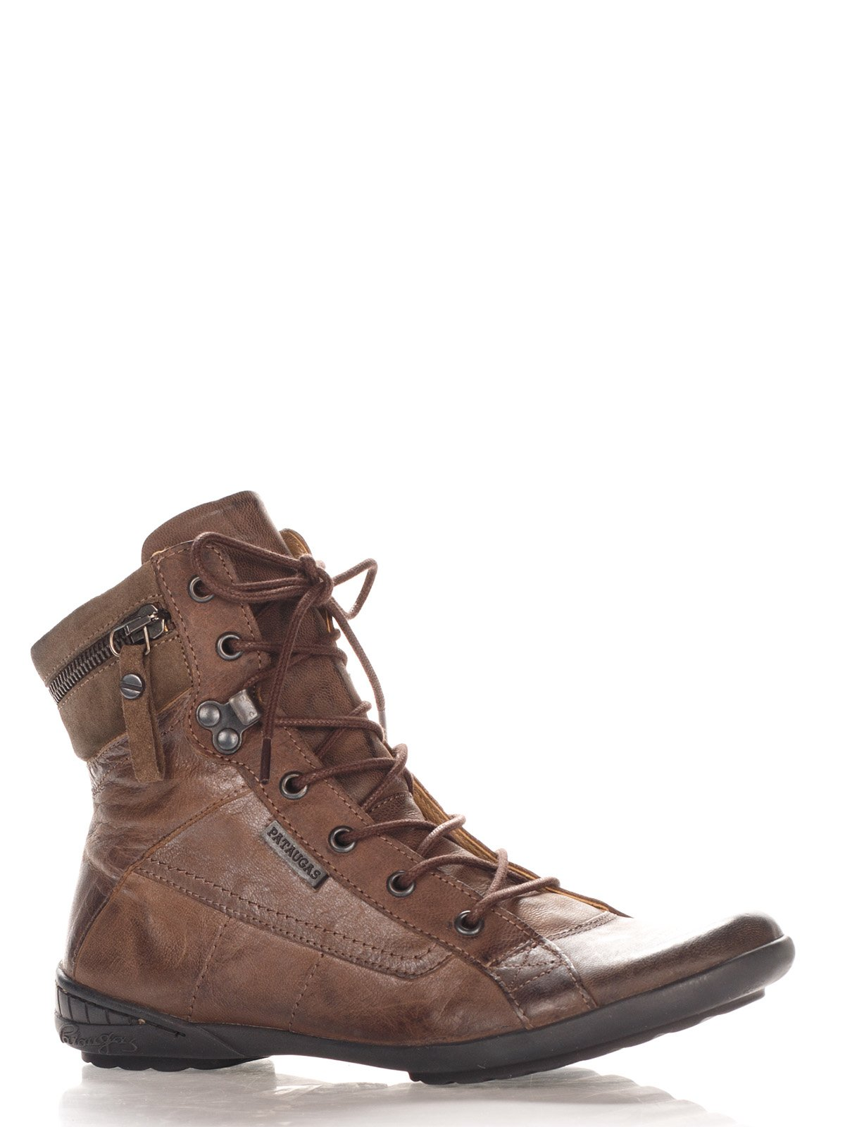 Ботинки коричневые | 4123813