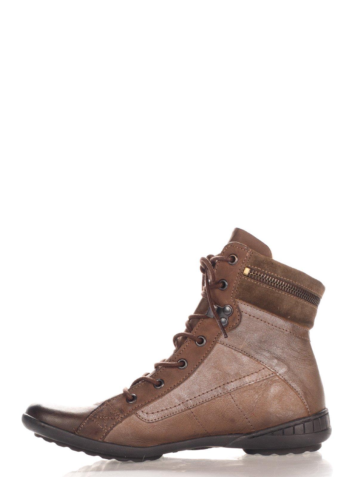Ботинки коричневые | 4123813 | фото 2