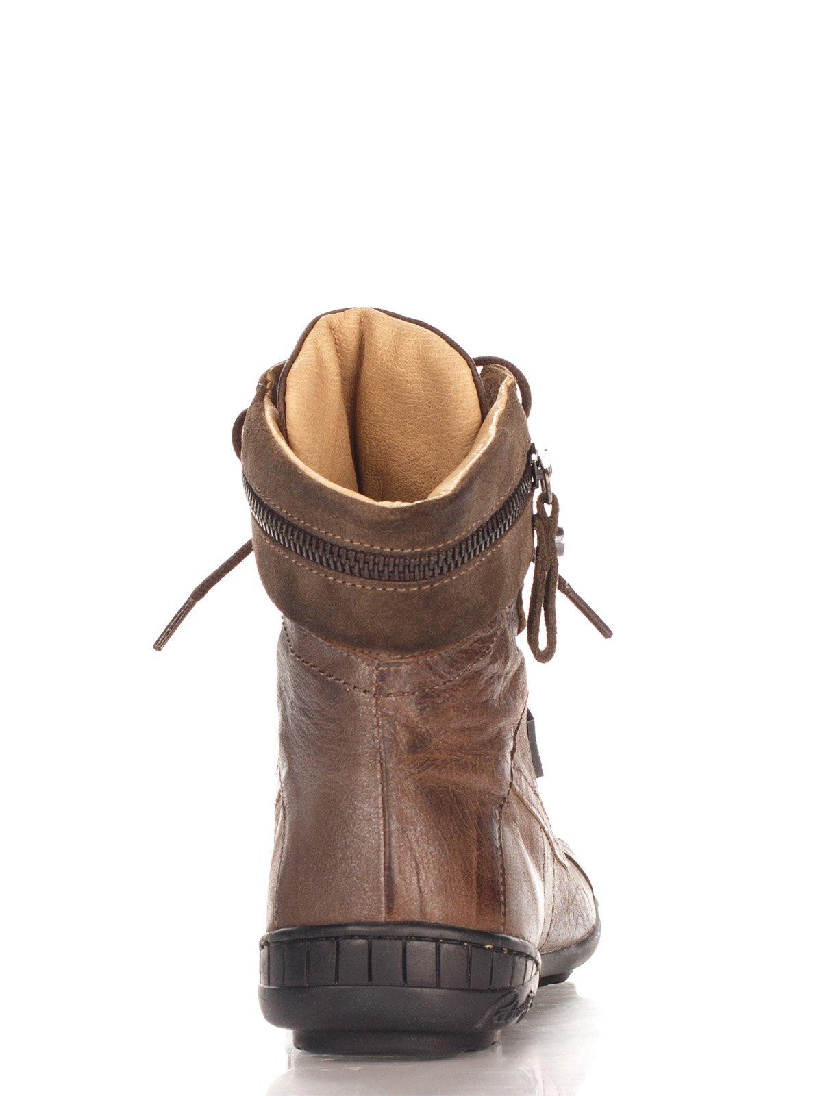 Ботинки коричневые | 4123813 | фото 3