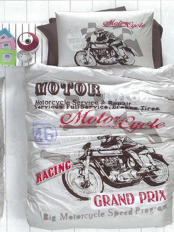 Комплект постельного белья полуторный   3904128   фото 3