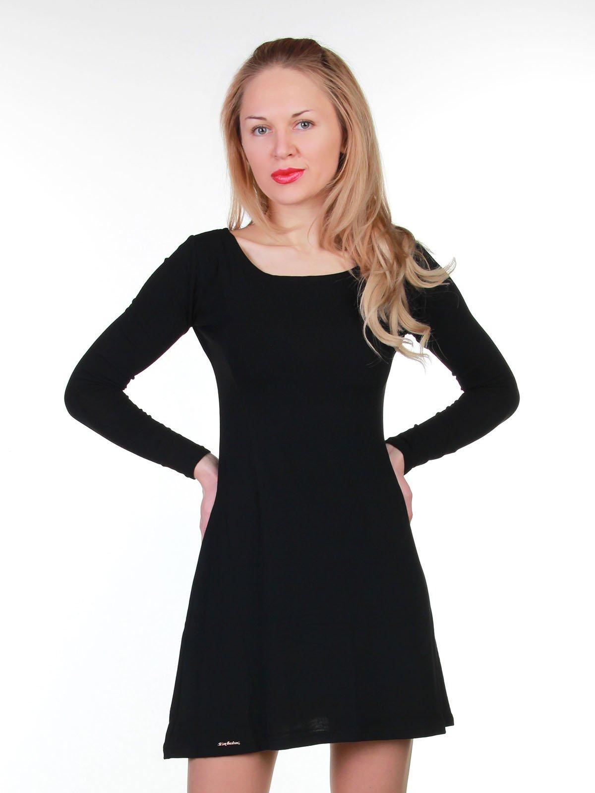 Платье черное | 3823423