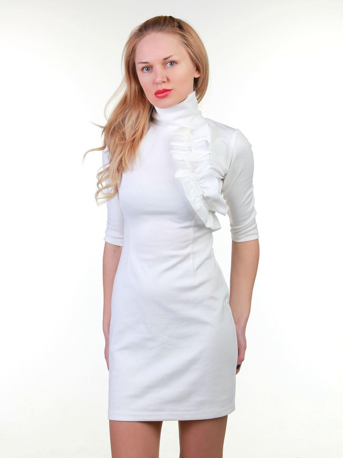 Сукня молочного кольору | 3823466