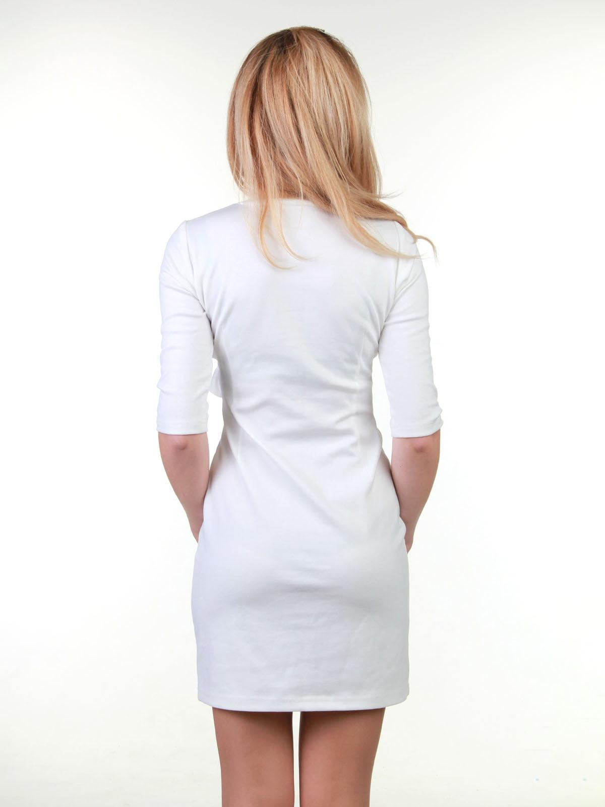 Сукня молочного кольору | 3823466 | фото 2
