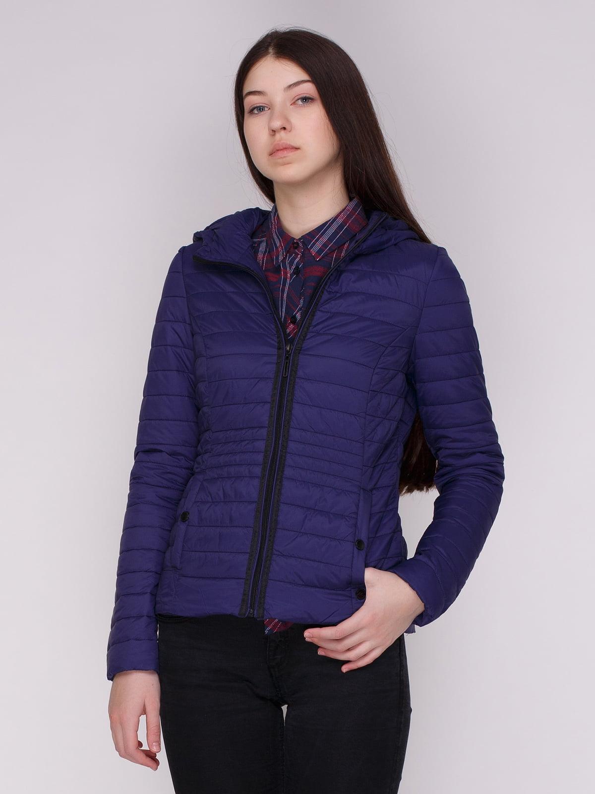 Куртка синяя | 4051055