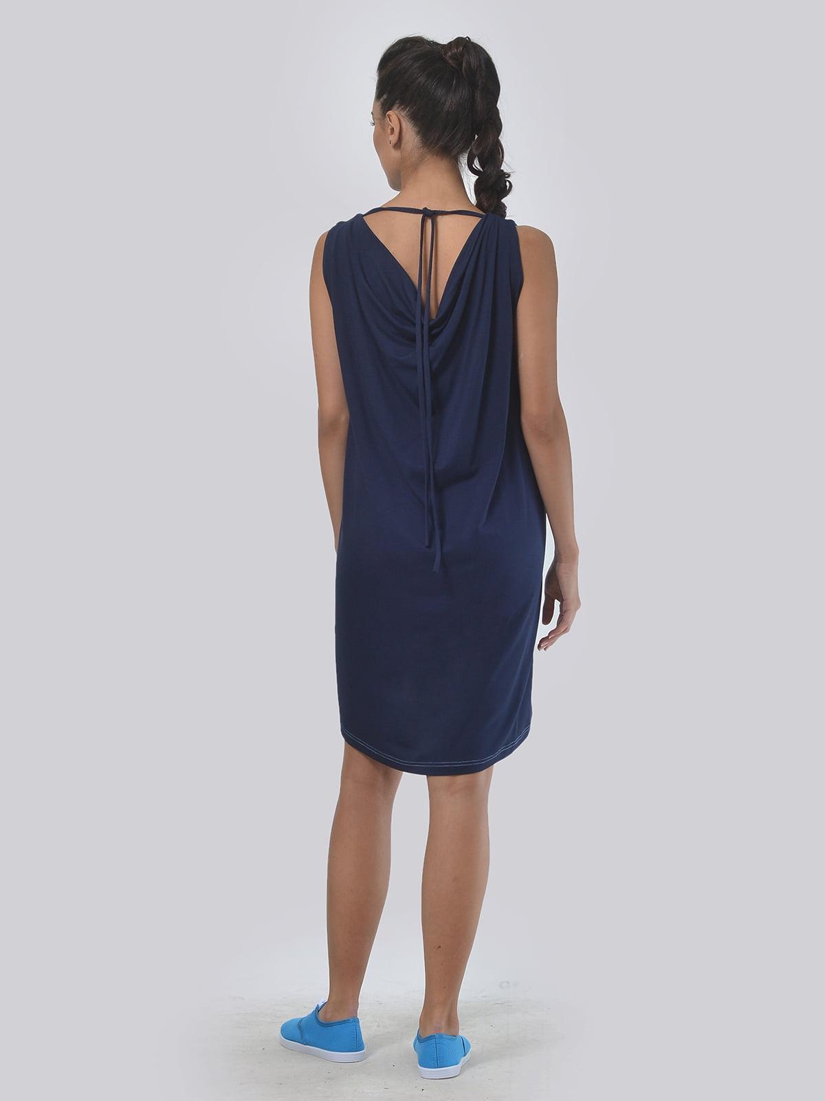 Платье двухцветное | 4142105 | фото 4