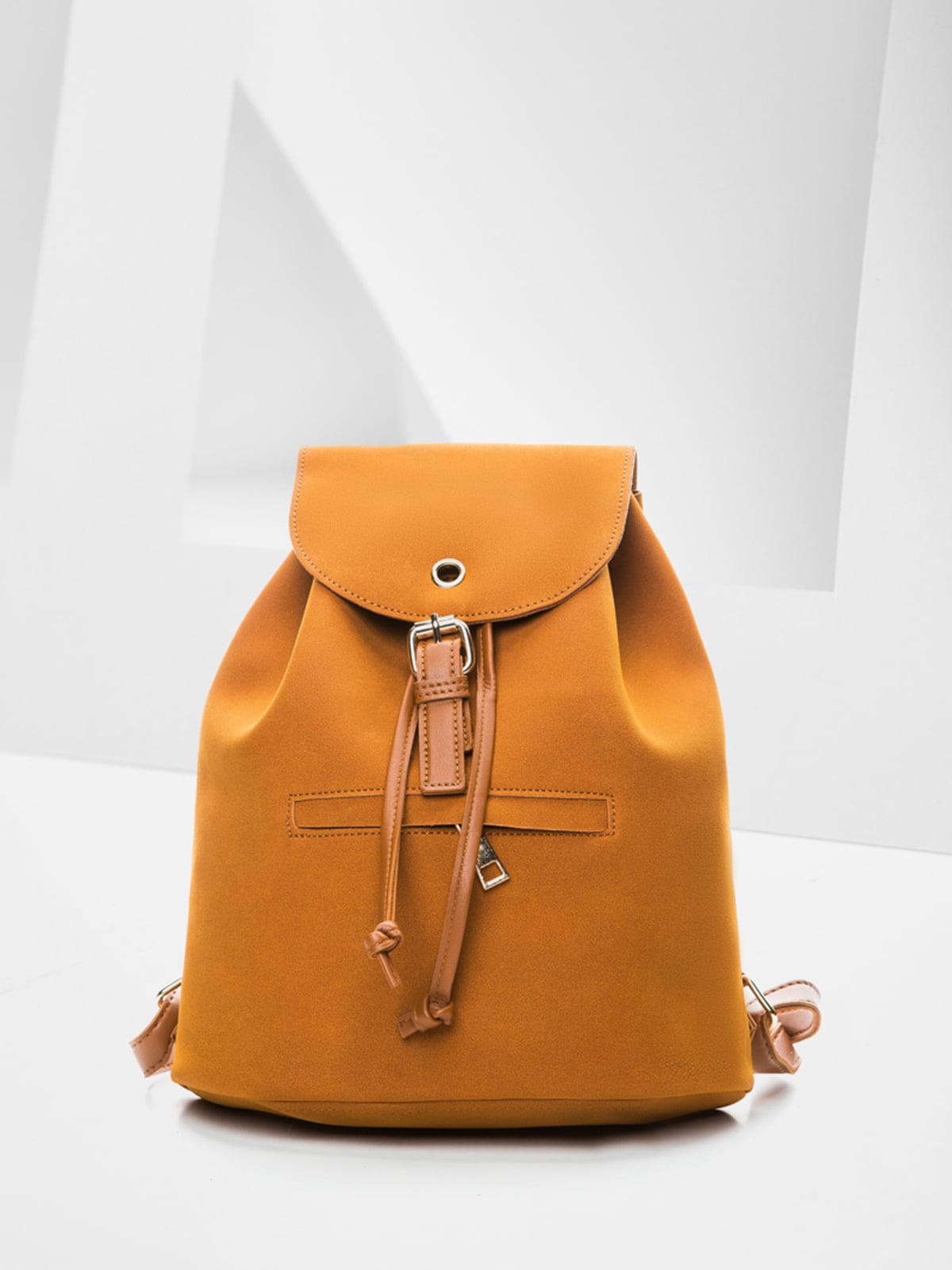 Рюкзак коричневый | 4144977