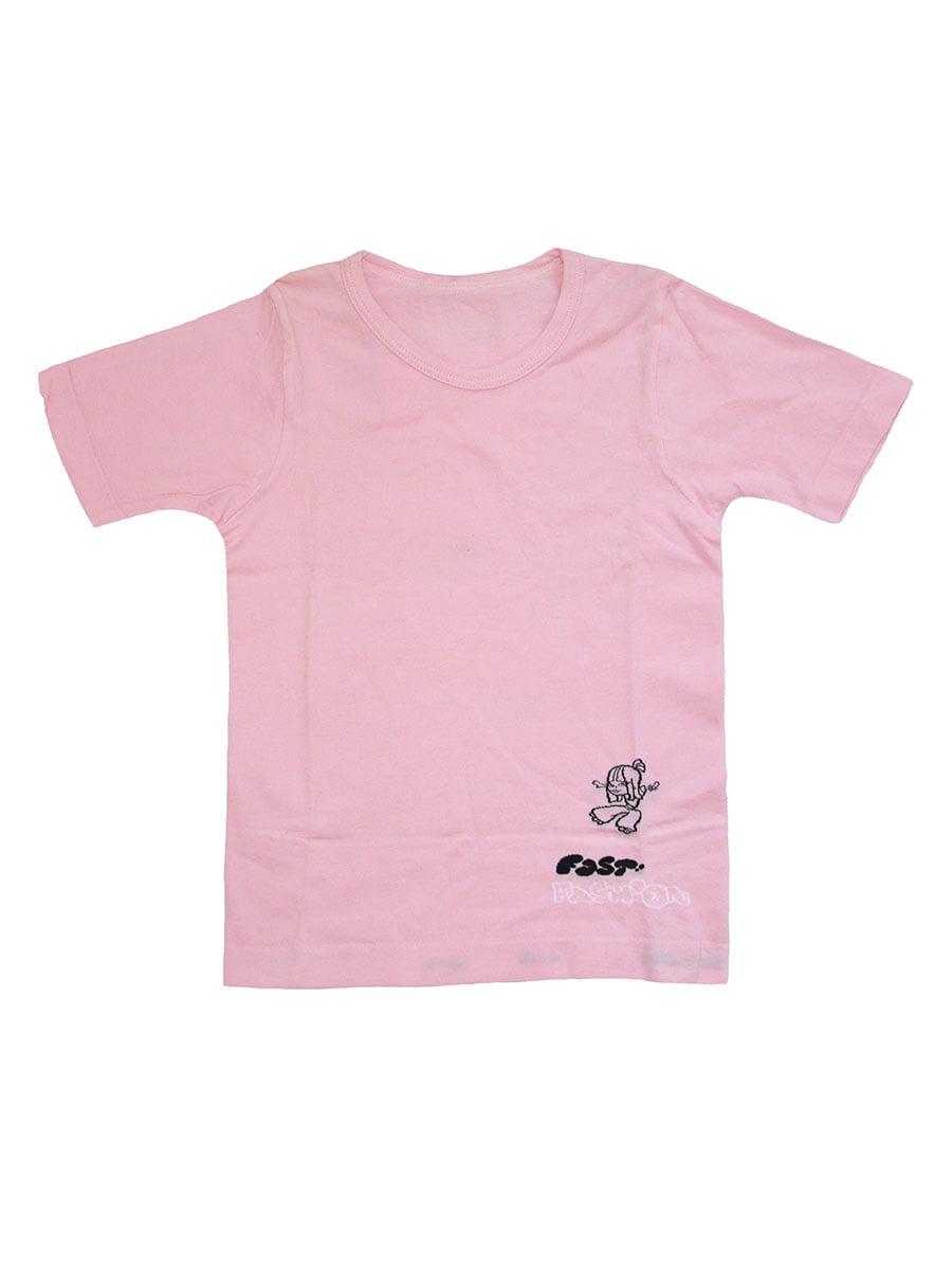 Футболка рожева | 4144638
