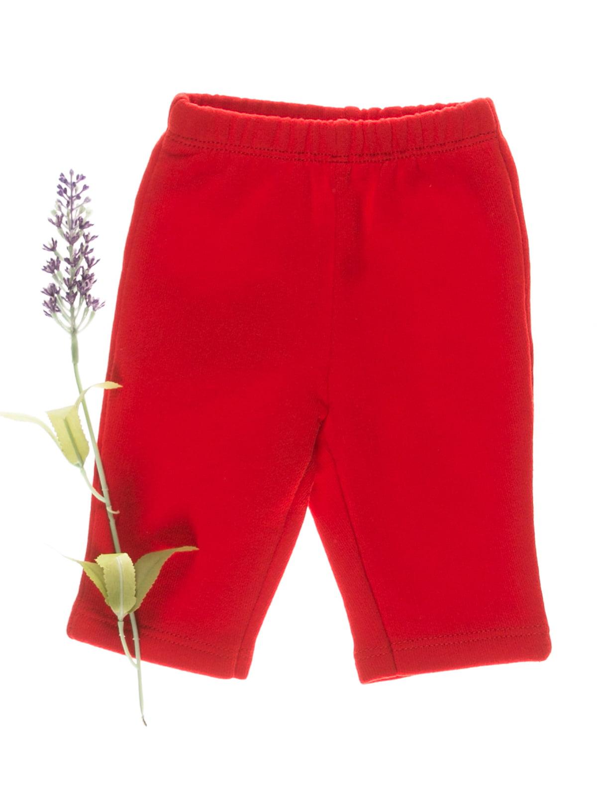 Штани червоні | 2224756