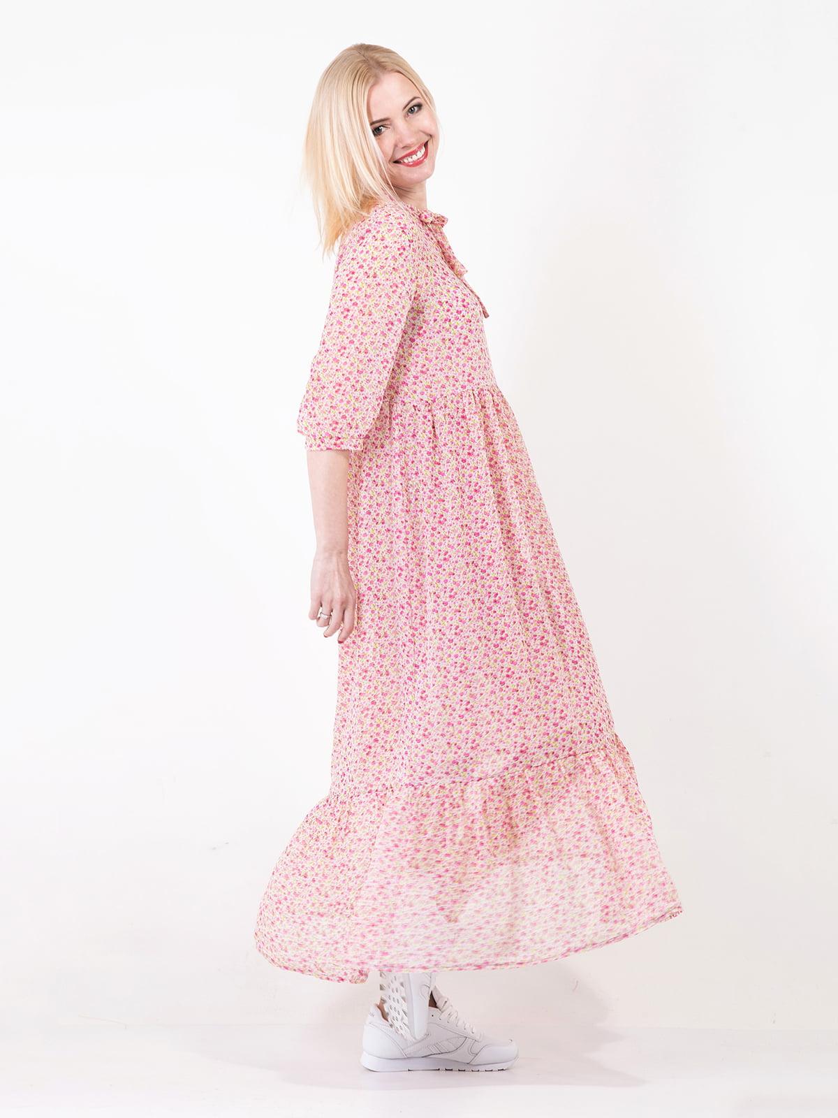 7bace554367 Платье розовое — Bessa