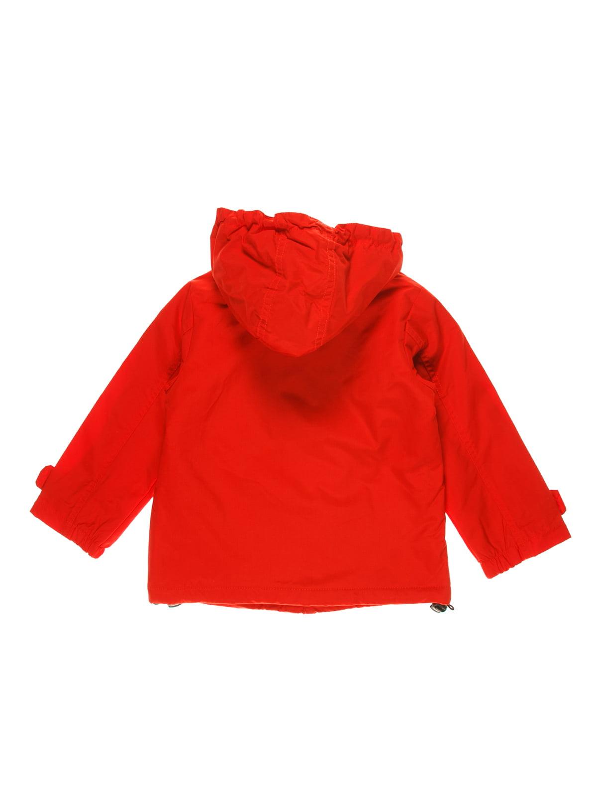 Куртка красная   4103357   фото 2