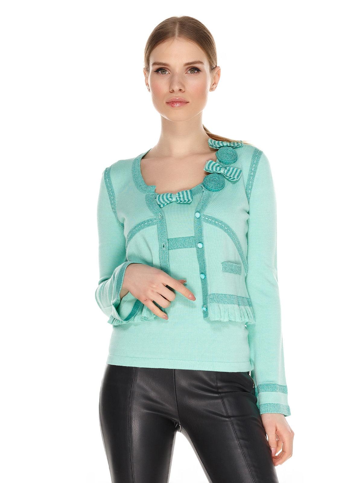 Комплект: болеро і блуза | 3999732