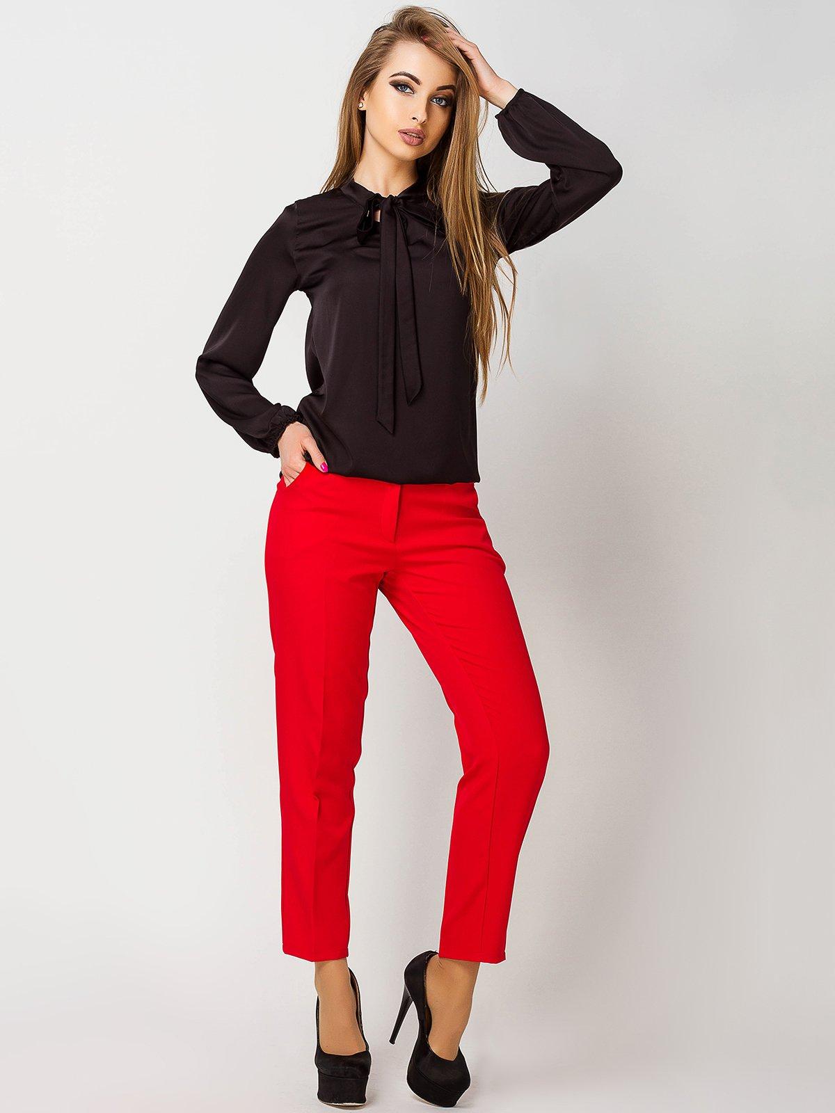 Штани червоні | 4155140