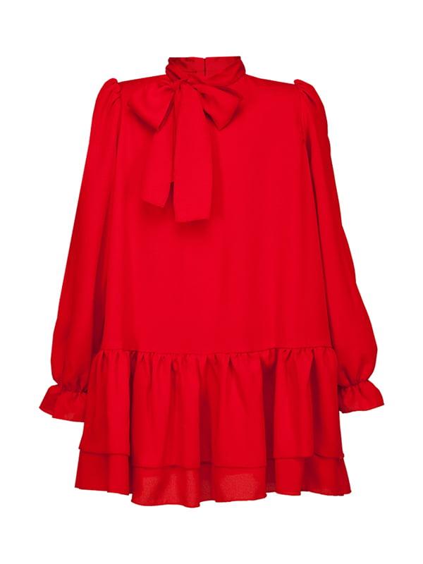 Платье красное   4159149