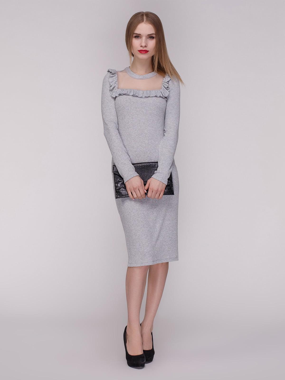 Сукня срібляста | 4133764