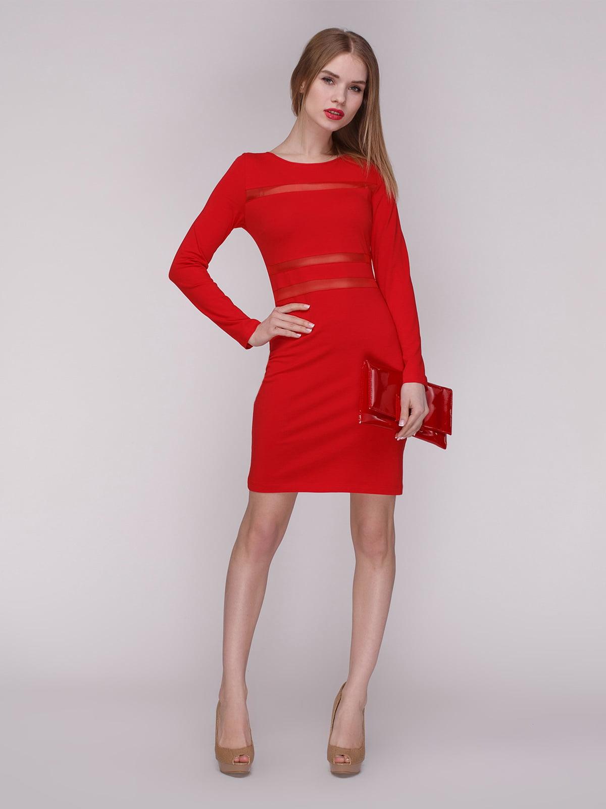 Сукня червона | 4133761