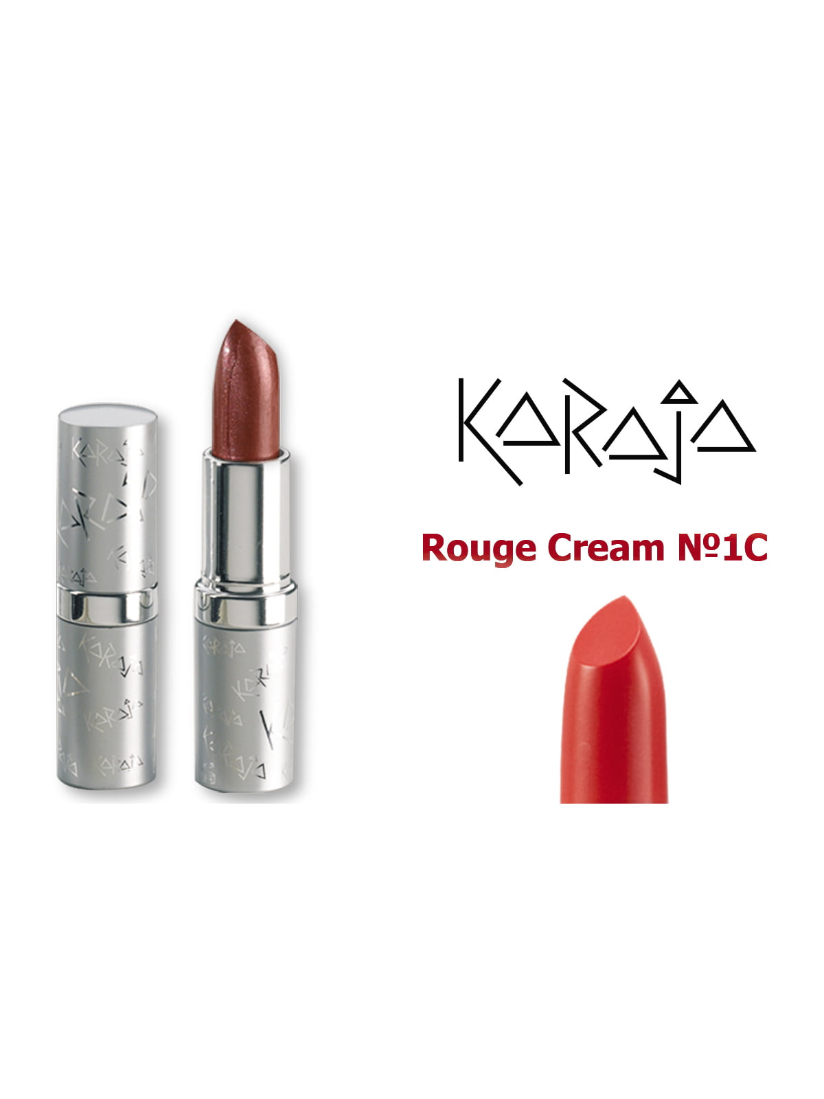 Помада для губ Rouge Cream — тон № 1С (3,5 мл) | 3999482
