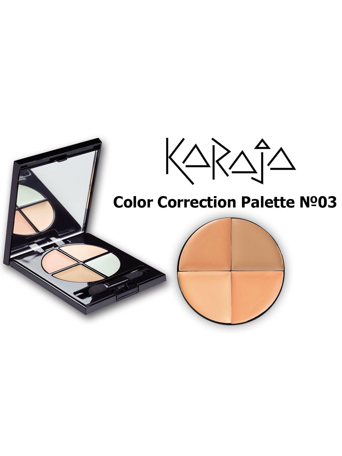 Коректор Color Correction Palette — тон №3 (4 мл) | 3999543
