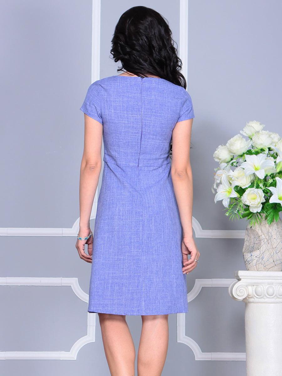 Платье сиреневое   4160890   фото 2