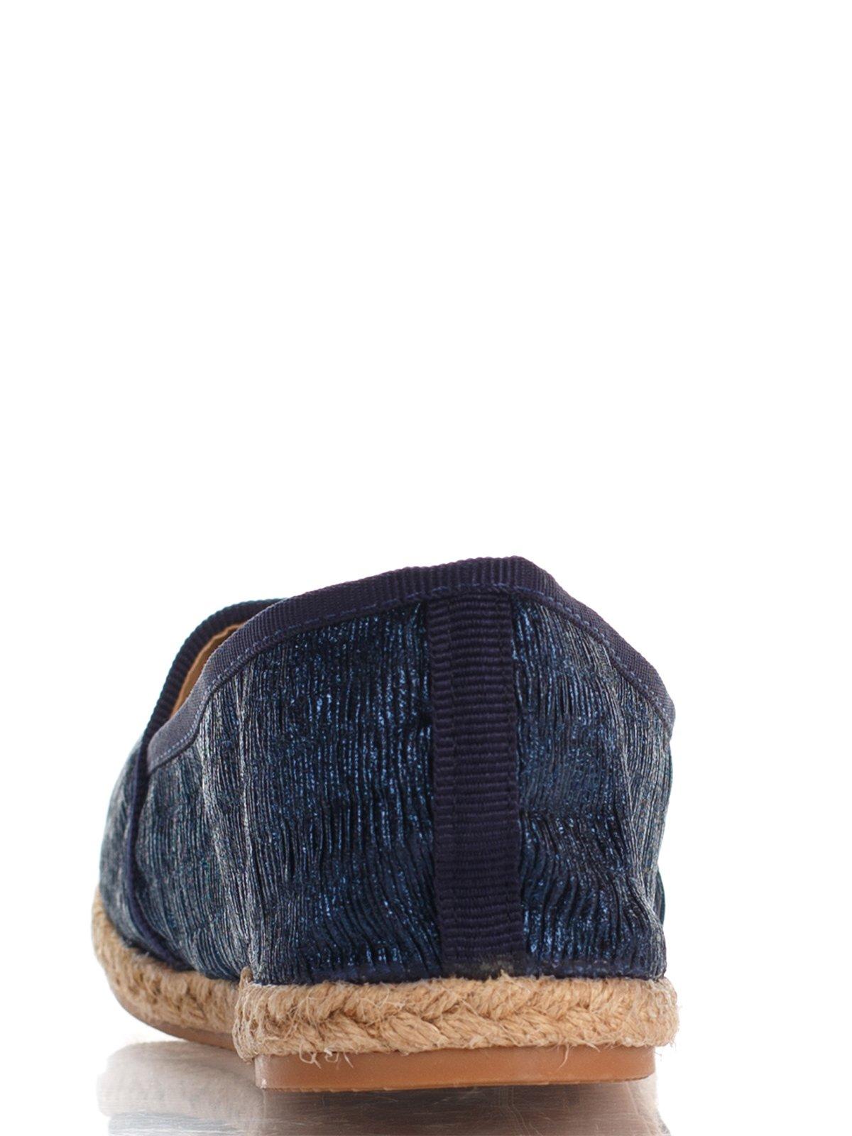 Эспадрильи синие | 2976231 | фото 4