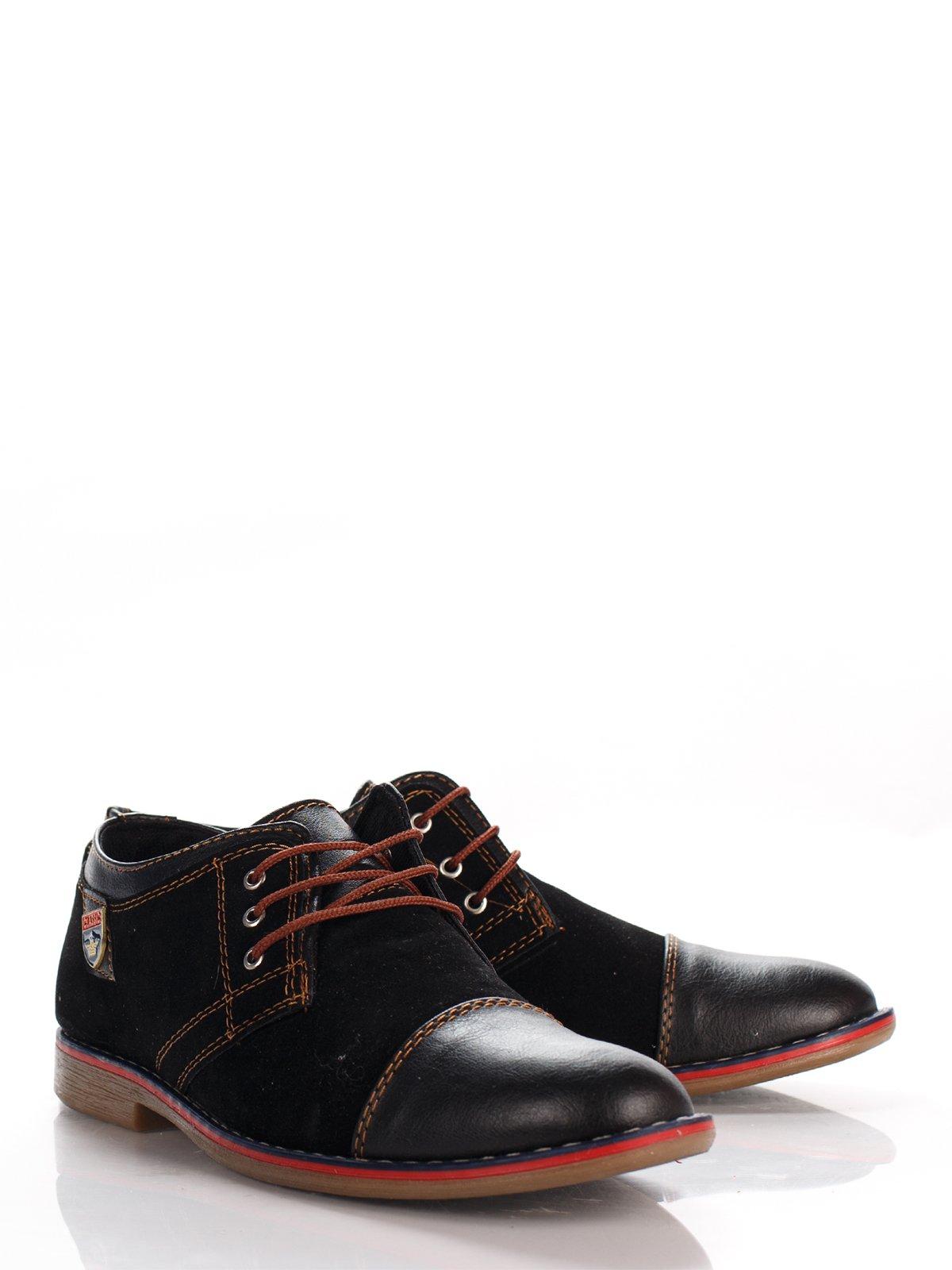 Туфли темно-коричневые   3483404