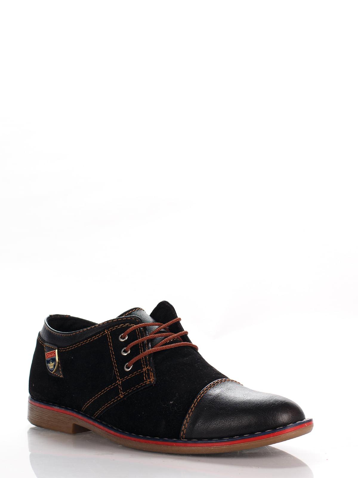Туфли темно-коричневые   3483404   фото 2