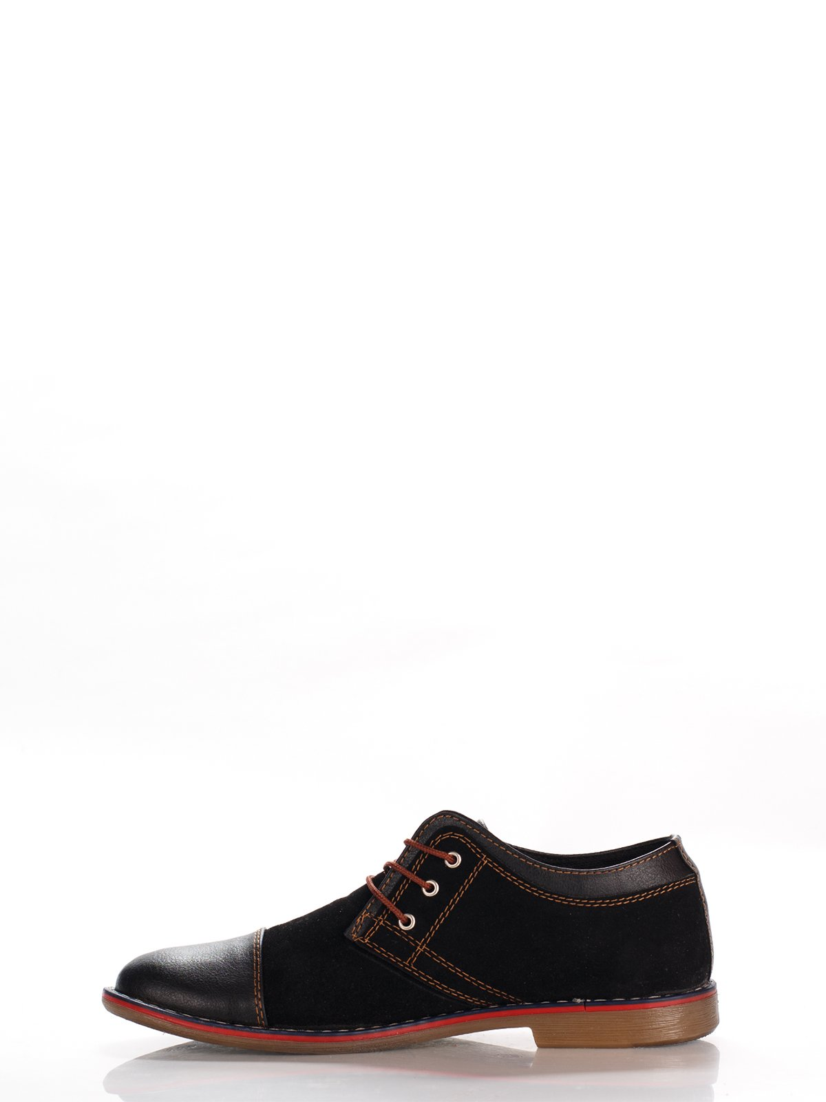 Туфли темно-коричневые   3483404   фото 3