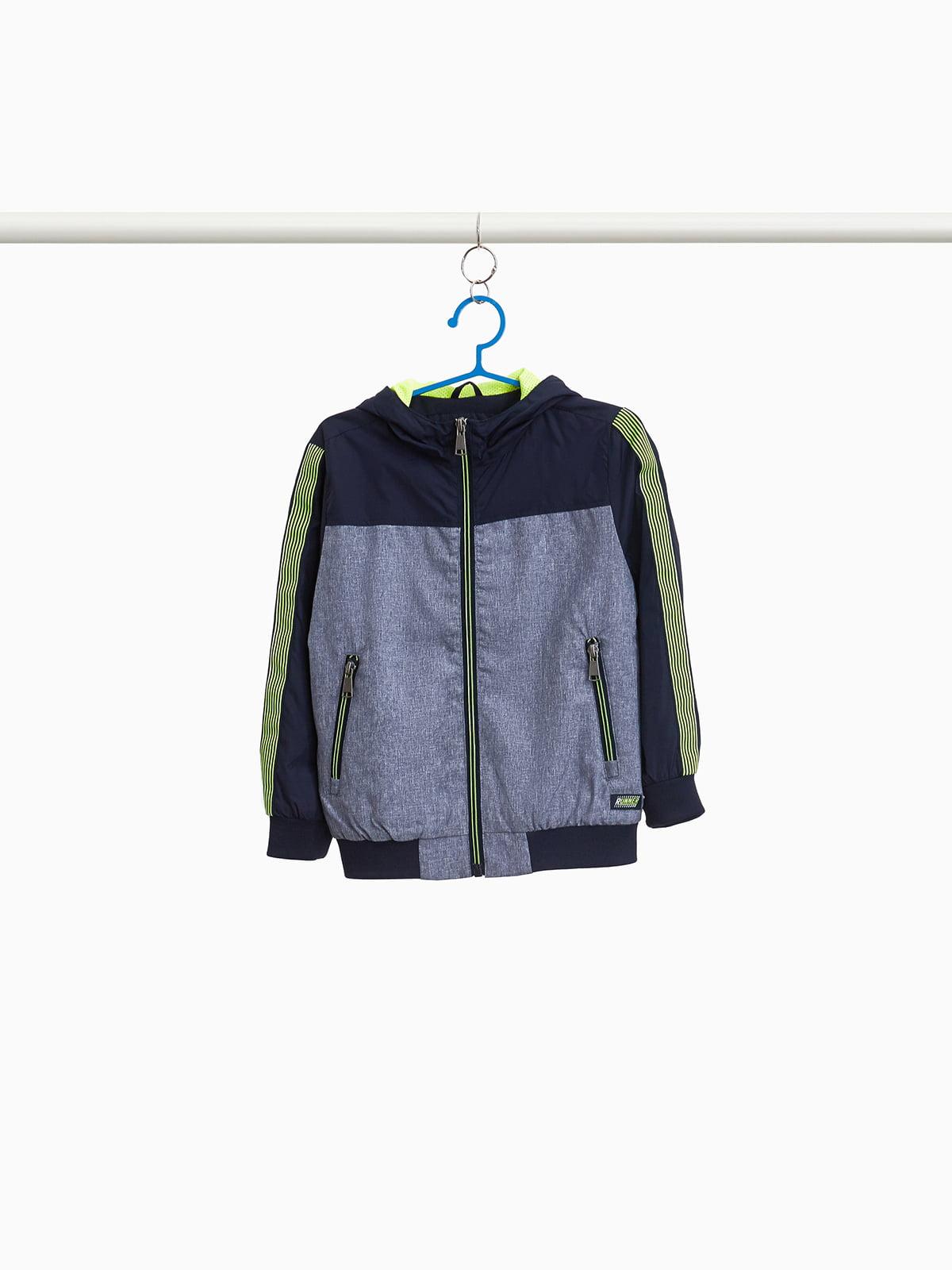 Куртка серая | 4087143