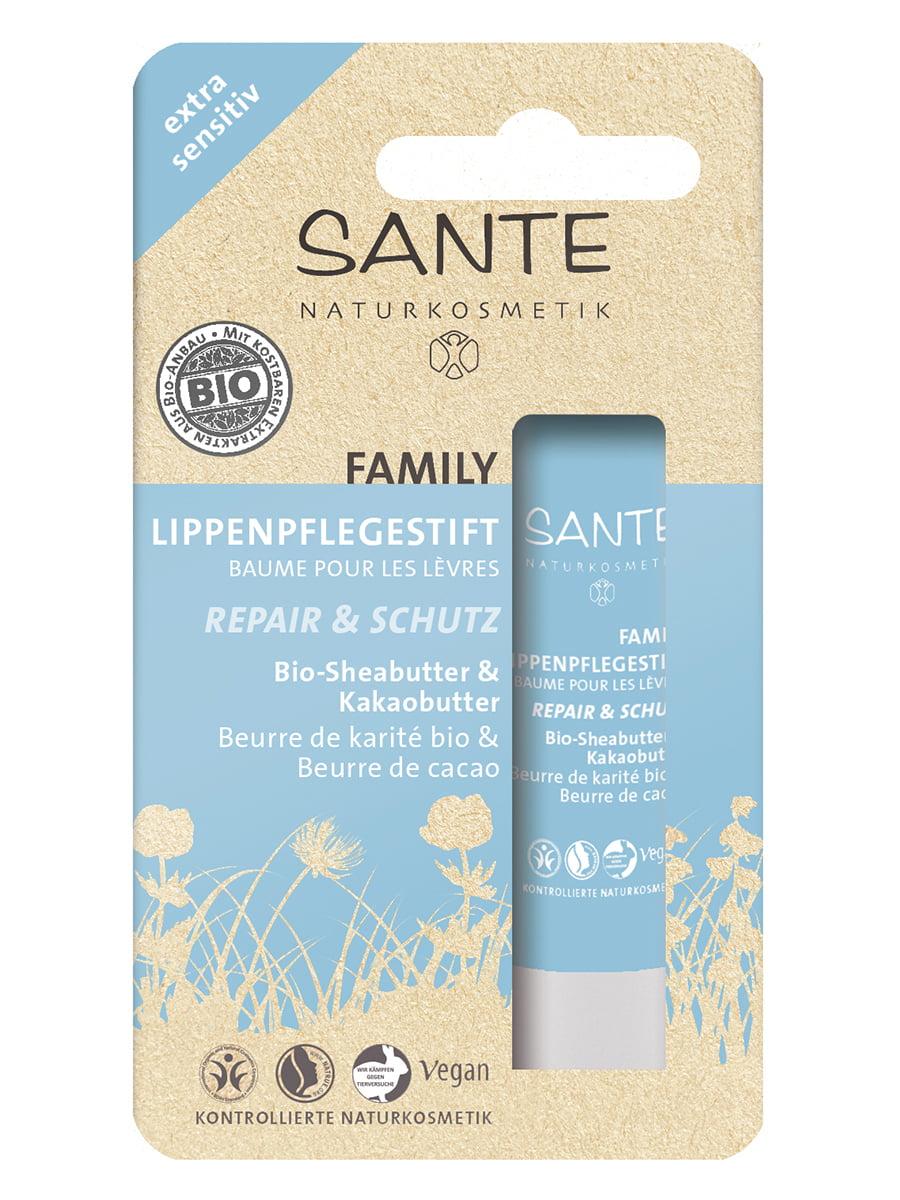 Біо-Бальзам для губ Family Extra Sensitive (4,5 г) | 4176715