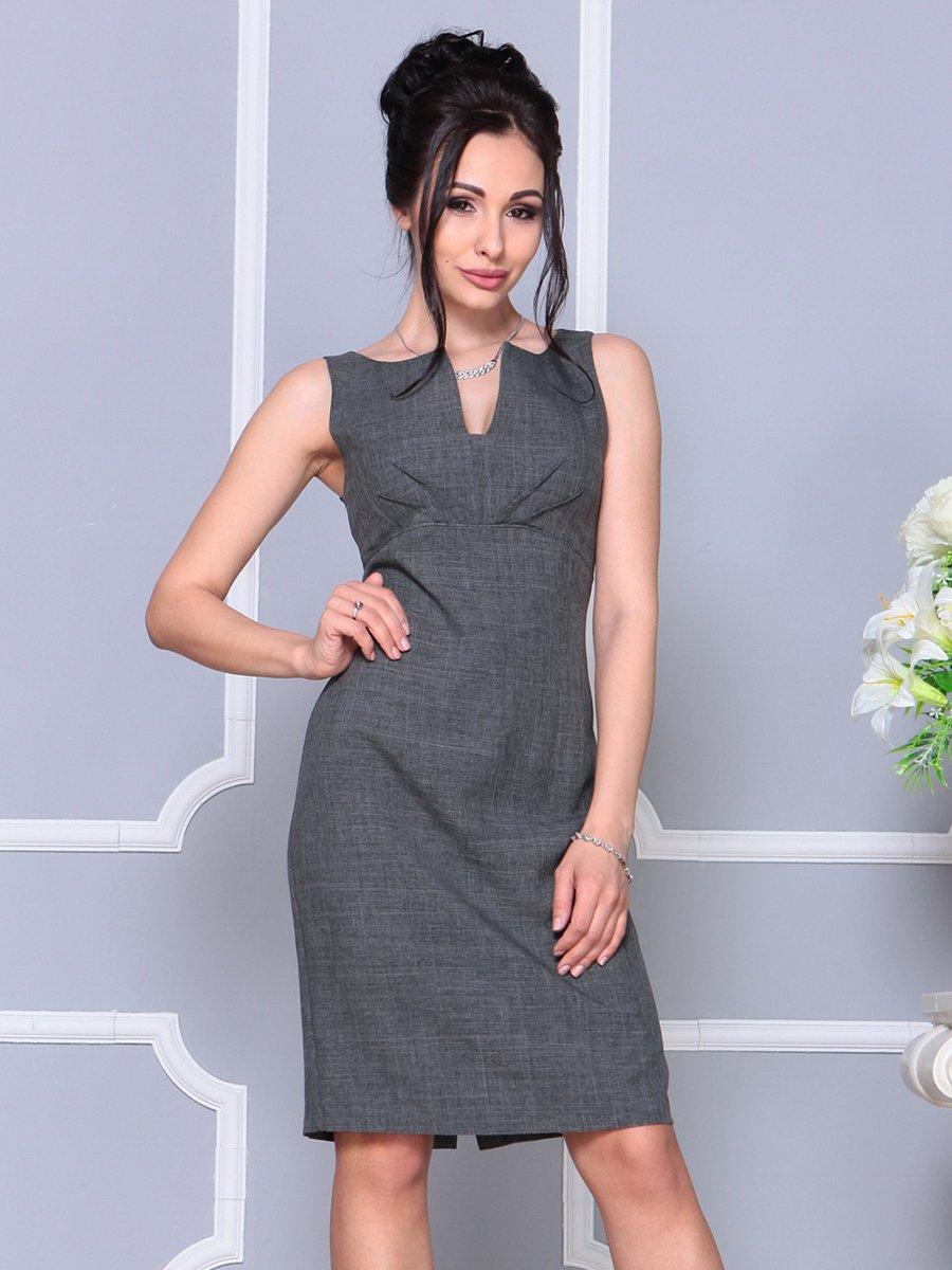 Сукня графітового кольору   4178062
