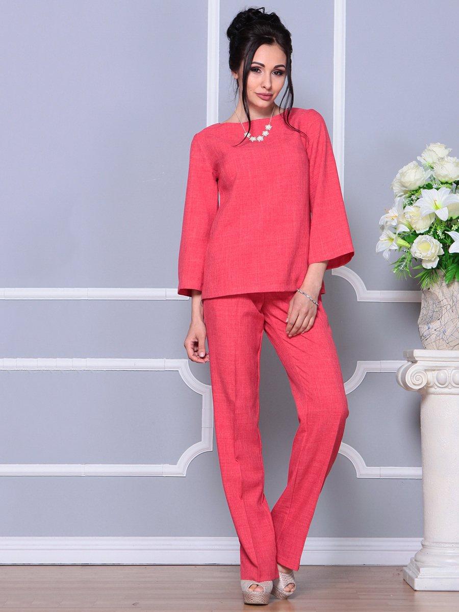 Костюм: блуза и брюки | 4178065