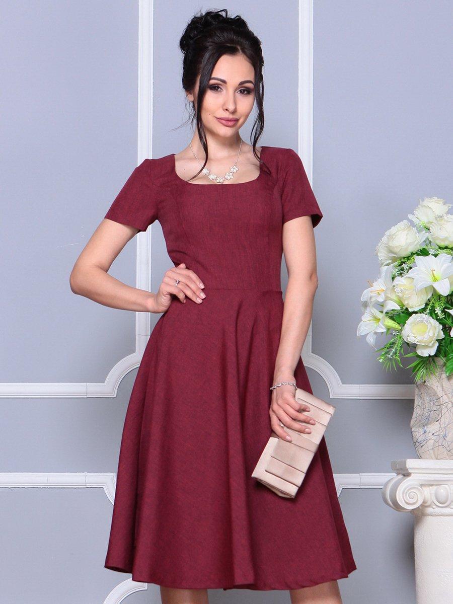 Платье светло-сливовое | 4178111