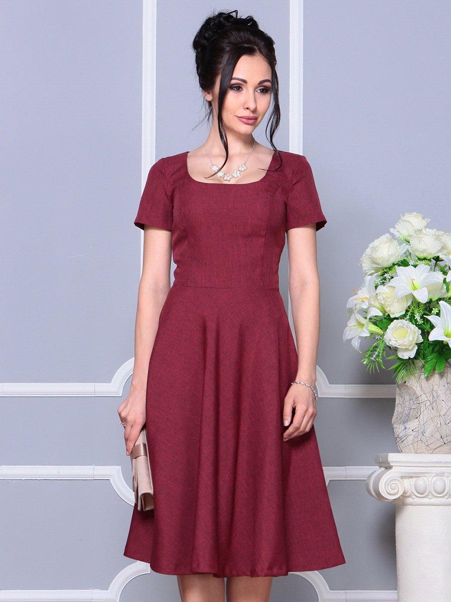 Платье светло-сливовое   4178111   фото 4