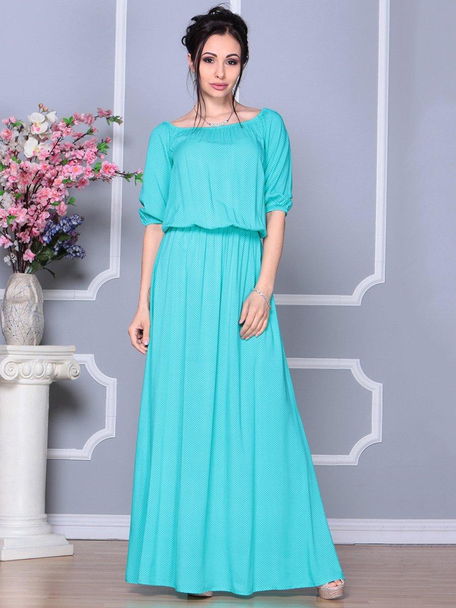 Сукня блакитна   4178119