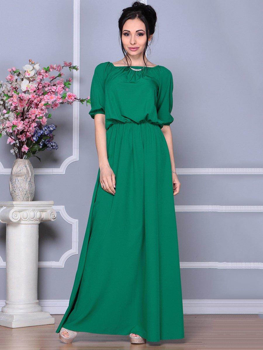 Сукня смарагдового кольору | 4178120