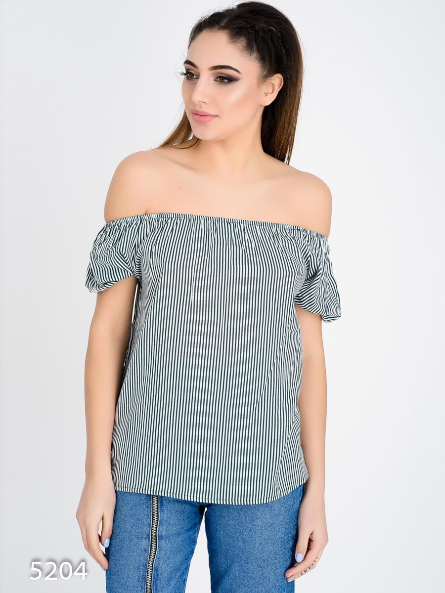 Блуза в смужку | 4184943